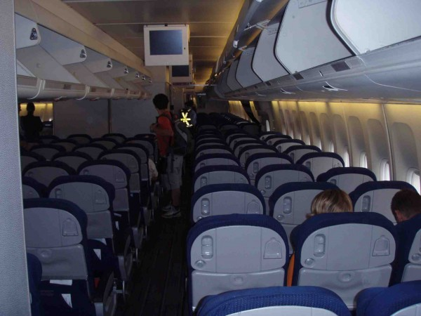 Air france plans de cabine for Interieur avion air france