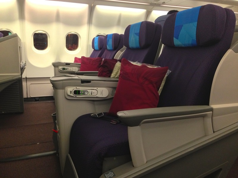 Plan De Cabine Malaysia Airlines Airbus A330 300 Config 1