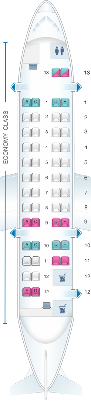 Airbaltic Seat Map Airbaltic Announces New Bombardier